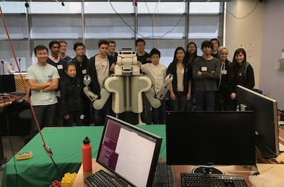 UC Berkeley Robot Learning Lab: Outreach